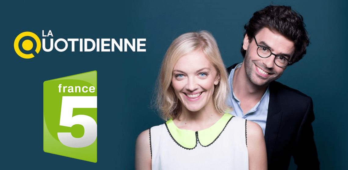 France5 – La Quotidienne : Produit du Jour